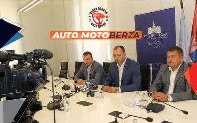 ODRŽANA KONFERENCIJA ZA MEDIJE POVODOM ODRŽAVANJA AUTO-MOTO BERZE